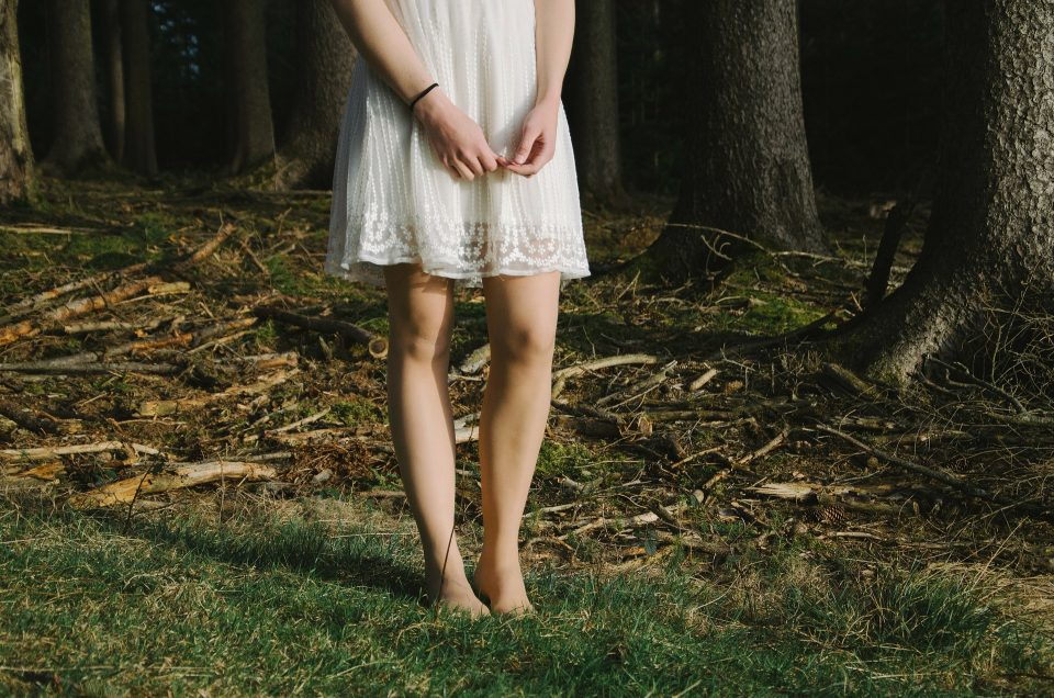 Summer Innanen: Vyhoďte staré oblečení pro zlepšení vztahu k tělu