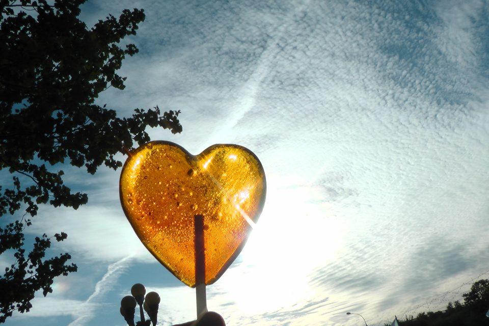 Chtít změnu ze srdce